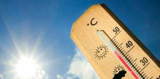 Octubre fue el mes más cálido en el mundo de este 2019