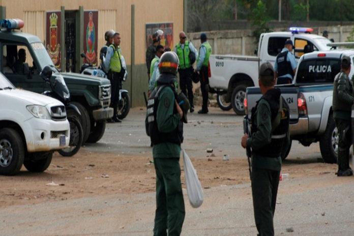 Tres delincuentes de una banda se enfrentan con Polibaralt y la GNB