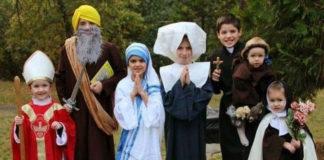 Hoy 1 de noviembre Día de Todos los Santos