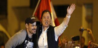 Keiko Fujimori sale de prisión luego de 13 meses