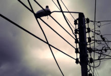 ¡Adiós luz que te apagaste! sector El Libertador tiene una semana sin electricidad