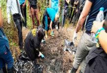 Hallaron 7 cadáveres carbonizados en relleno sanitario de La Bonanza