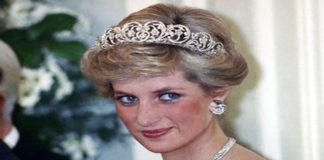 Subastan vestido usado por la princesa Diana en su baile con John Travolta
