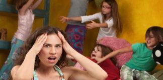 Quedarse en casa con los niños es más estresante que ir a trabajar, según un estudio