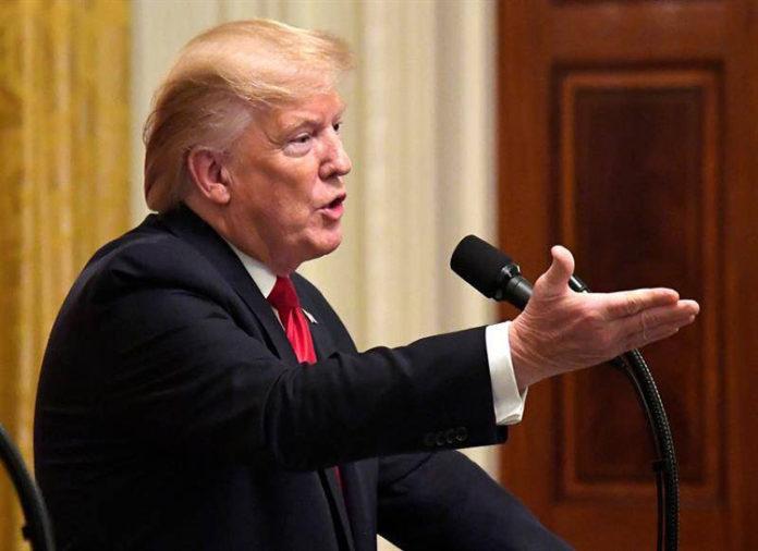 Comienza la segunda audiencia para abrir juicio político a Trump