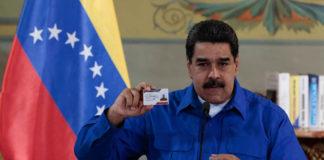Maduro depositará segunda parte del petro y bono la próxima semana