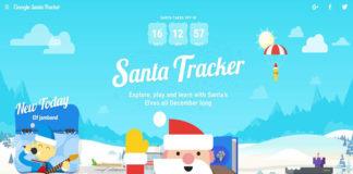Santa tracker sigue el recorrido de Papá Noel en tiempo real (Jo jo jo)