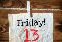 Por qué el viernes 13 es un día de mala suerte
