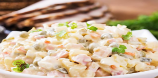 Tradición navideña venezolana: Conozca el origen de la ensalada de gallina