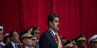 Las 29 personas ligadas a Maduro que fueron sancionadas por el TIAR