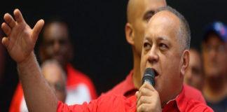 """Cabello: """"En pleito de la corrupción opositora no hay hueso sano"""""""
