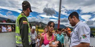 Misión de la OEA evaluará situación de los refugiados venezolanos en Colombia