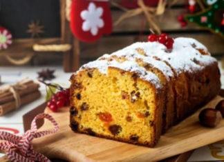 27 de diciembre: Día del pastel de frutas navideño