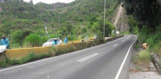 Localizan decapitado a un hombre en la carretera Panamericana
