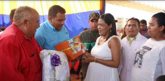 Municipio Sucre beneficiado con jornada social integral