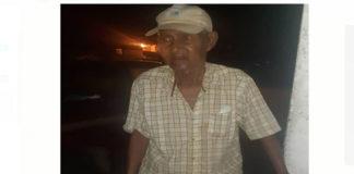 Abuelo perdido en la vía Puerta Maraven está en Polifalcón
