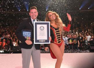 "Mariah Carey logró tres Récords Guinness por ""All I Want for Christmas is You"""
