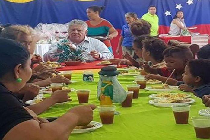"""Niños del CAI """"Milixsa Aldama de Goitía"""" tuvieron su compartir navideño"""