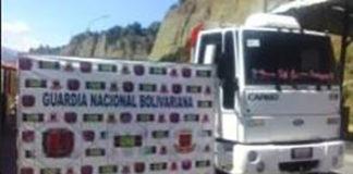 Mérida: Retienen camión con tanque de combustible modificado