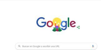 ¡Felices fiestas 2019!, así felicita Google con un doodle