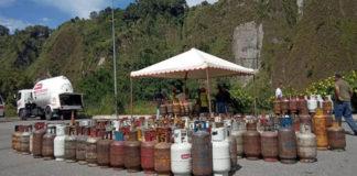 Nevado Gas ha distribuido 1 millón 647 mil litros de GLP en Mérida