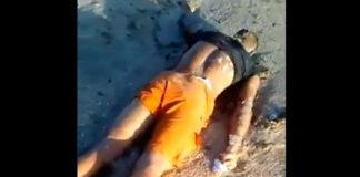 Hallan cuatro cadáveres a orillas de una playa en Carúpano