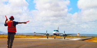 Remoza pista de aterrizaje en Adícora