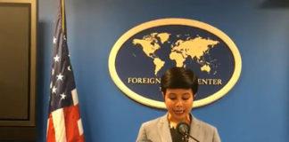 EEUU ratifica apoyo a oposición venezolana en 2020