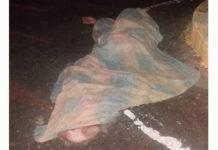 Cadáver de un adulto mayor fue hallado en plena vía pública de La Vela