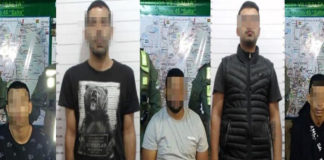 A cuatros venezolanos le dictan privativa de libertad por asesinato de de turista británico en Argentina