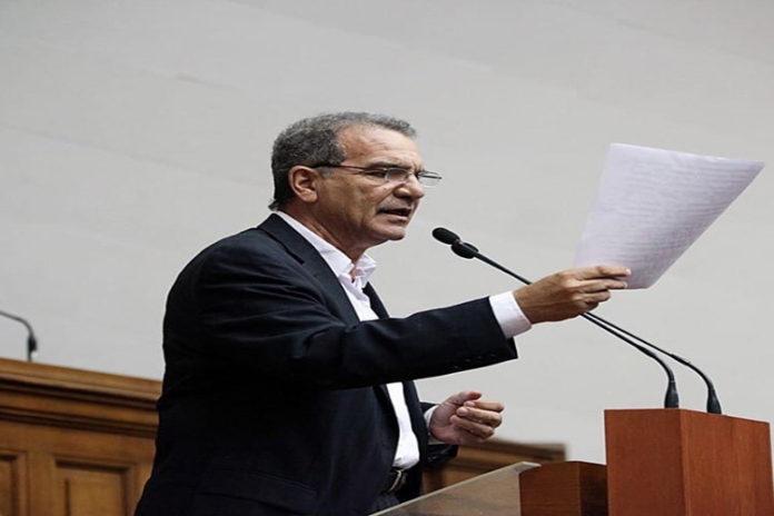 Stefanelli rechaza la decisión del TSJ de allanar su inmunidad parlamentaria (+Comunicado)