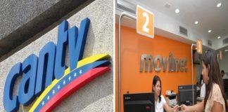 Acciones de Cantv y Movilnet en la BVC pasa a nuevo holding estatal