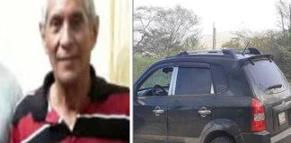 Con una puñalada en el tórax y en el maletero de su carro hallan muerto abogado en Las Ventosas