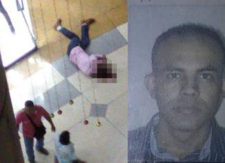 Lanza al vacío a su hija de 4 años y luego se suicida en el Sambil Caracas (+Detalles)