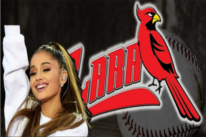 Ariana Grande sigue en Twitter a Cardenales de Lara (+Tuit)