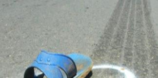 Arrollado niño en Pueblo Nuevo de Paraguaná