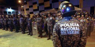 """PNB desplegó más de 15 mil funcionarios para """"Navidades Seguras"""""""