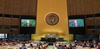 ONU reconoció al Gobierno de Maduro como el único de Venezuela