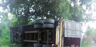 Un muerto y cinco heridos dejó un saqueo de camión con cajas de Clap