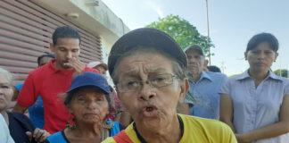 ¿Y el pernil pa cuándo? reclaman vecinos de Caja de Agua a la alcaldía de Carirubana