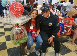 """Faes Carabobo dijo presente en """"Viste un niño en Navidad"""""""