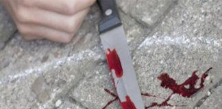 A cuchilladas matan a un joven en El Llanito