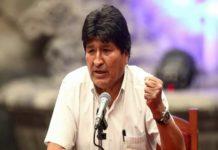 Evo Morales anuncia reunión de su partido en Argentina para elegir candidato