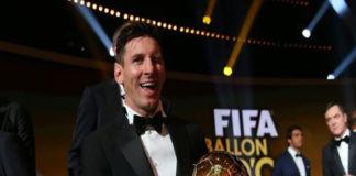 Messi, gran favorito a lograr el sexto Balón de Oro