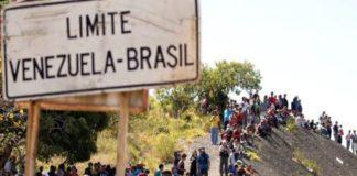 Brasil concedió el estatus de refugiados a 21.000 venezolanos