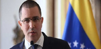 Arreaza responde a Abrams: Venezuela es irrevocablemente libre e independiente