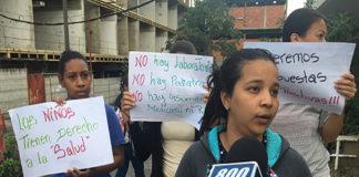 Denuncian cierre de la unidad de pediatría del Domingo Luciani