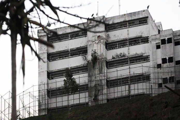 Jefe de Ramo Verde informa sobre la fuga del capitán Angelo Heredia