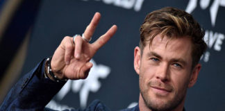 Chris Hemsworth dio una millonada para extinguir fuego en Australia