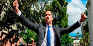 Guaidó convoca acciones de calle del 9 al 11 de enero